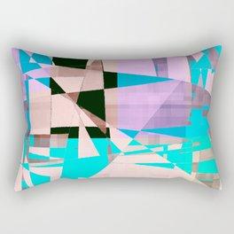 feelin' different Rectangular Pillow