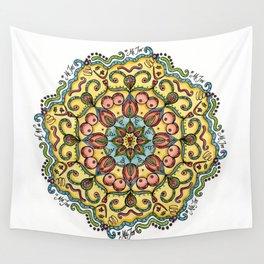 #MeToo Mandala Wall Tapestry