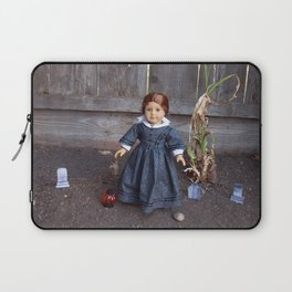 She Who Walks Laptop Sleeve