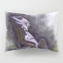 Forest Dragon Pillow Sham
