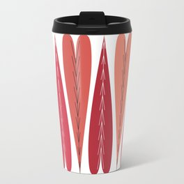 Strawberry Hearts Travel Mug