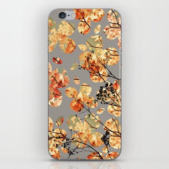 Dogwood Quilt iPhone Skin