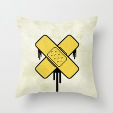 FirstAid Throw Pillow