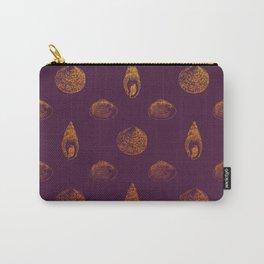 Beautiful Seashell Pattern Carry-All Pouch