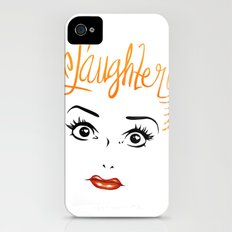 Bombshell Series: Laughter - Lucille Ball iPhone (4, 4s) Slim Case