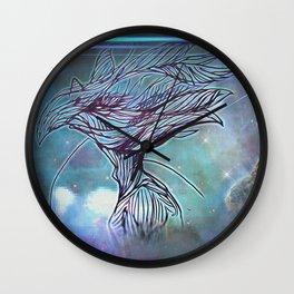 Fly Bird Wall Clock