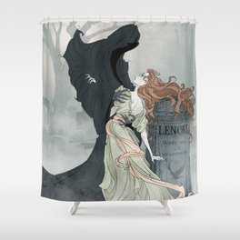 Lenore Shower Curtain