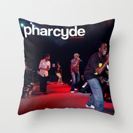 pharcyde live :::limited edition::: Throw Pillow