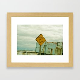 CrossCulture Framed Art Print