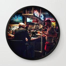 Bar & Restaurant Wall Clock