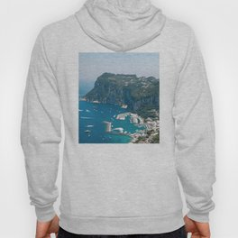 Italy, Capri Landscape View Hoody