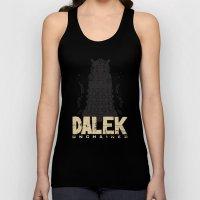Dalek Unchained Unisex Tank Top