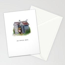 Mr. Potato Head Stationery Cards