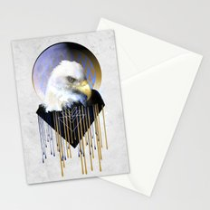 Wise Eagle Stationery Cards
