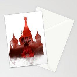 Make Me Your Vilain   Grisha Stationery Cards