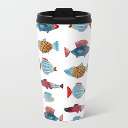 Fish Buddies Travel Mug