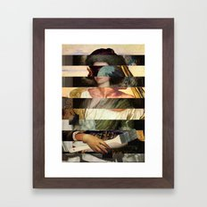 Mona´s Mix 5  Framed Art Print