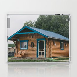 Moose Cabin Laptop & iPad Skin