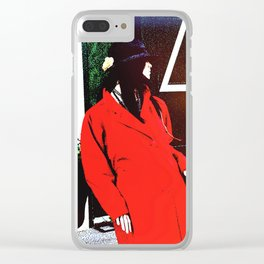Plastic Chic Clear iPhone Case