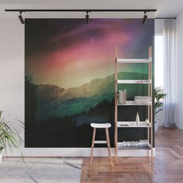 Scottish Mountains Wall Mural