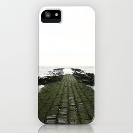 Look at the Sea iPhone Case