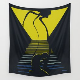 War of the Worlds Wall Tapestry