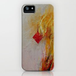 Ace of Diamonds iPhone Case