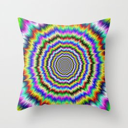 A Sight for Sore Eyes Throw Pillow