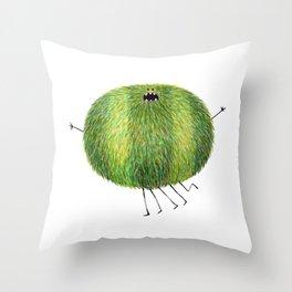 Poofy Alphonz Throw Pillow
