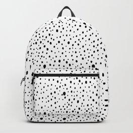 black dots Backpack