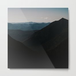 mountain sound Metal Print
