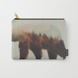 Norwegian Woods: The Brown Bear Carry-All Pouch