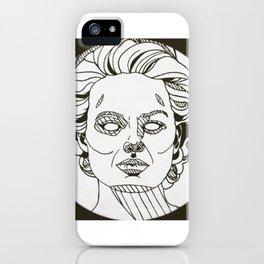 Athena I iPhone Case