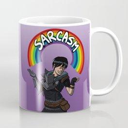 I'm very charming, I'm told Coffee Mug