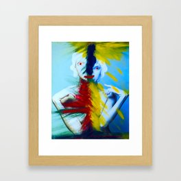 You? Framed Art Print