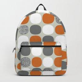 Go in Orange Backpack