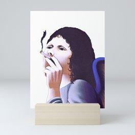 Sabbath Angel Mini Art Print