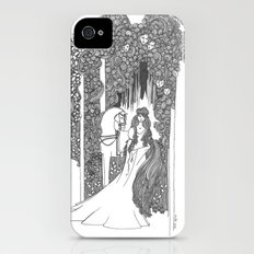 Niamh iPhone (4, 4s) Slim Case
