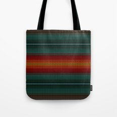 Knitted Tote Bag