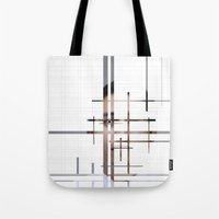 technology Tote Bags featuring Technology by Robert J. Lopez