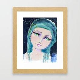Dreamer by Jane Davenport Framed Art Print