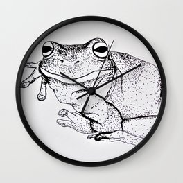 Seinfeld Center Stage Wall Clock