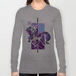 Crystal rarity carousel  Long Sleeve T-shirt