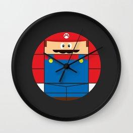 Mario | Projekt Sirkols Wall Clock