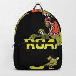 ROAAAR STAR Dinosaur Backpack
