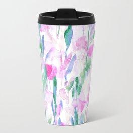 Resolve Pink Blue Travel Mug