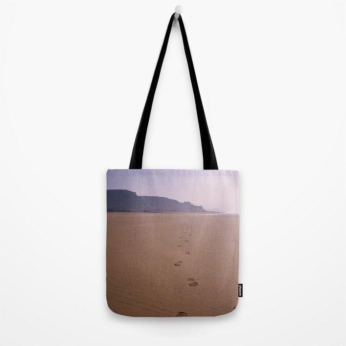 THE WHOLE BEACH TO MYSELF Tote Bag