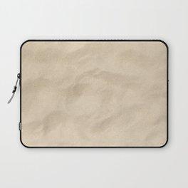Light Brown Sand texture Laptop Sleeve