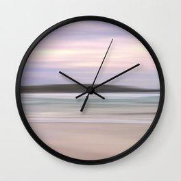 Hebridean Light Wall Clock