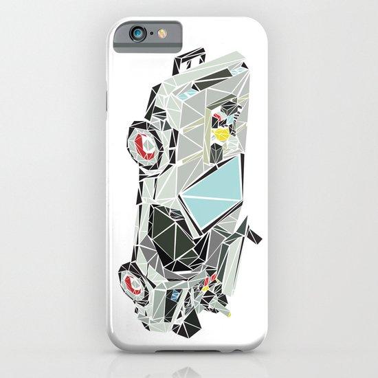 The Delorean iPhone & iPod Case